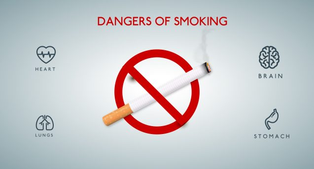 Smoking Really Damaging in Real Time